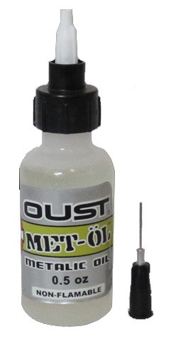 Oust Speed lube (met ol metallic oil)