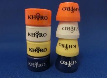 Khiro Tall Cone combo bushings (per truck)