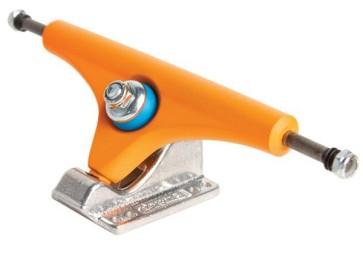 "Gullwing Charger II 10"" longboard trucks orange"