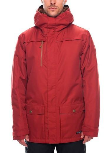 686 Hydra thermagraph 20K jacket khaki melange