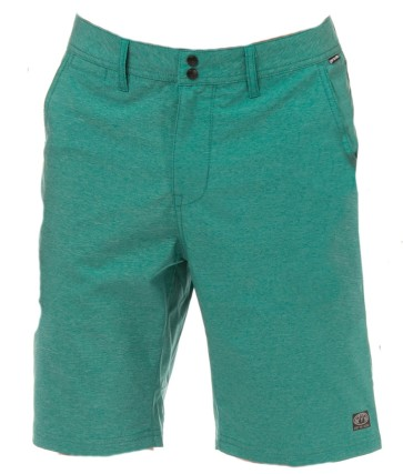 Animal Darwin Hugo male boardshort green