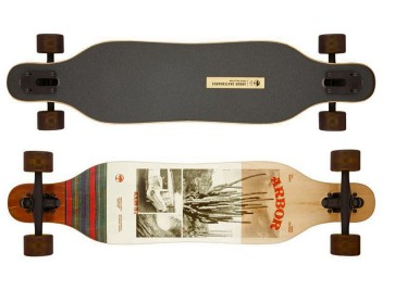 """Arbor Axis 37"""" Photo Performance complete longboard"""
