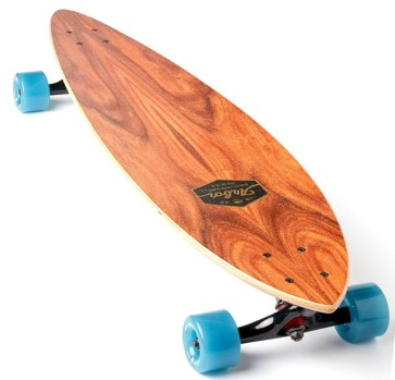 """Arbor Groundswell Fish 37"""" pintail complete"""