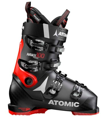Atomic Hawx Prime 100 black-red ski boots 2019