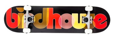 "Birdhouse Opacity Logo 8"" skateboard complete"