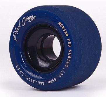 Blood Orange Morgan Pro Pastel wheels 65 mm 82a dark-blue