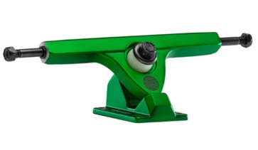 Caliber II Fifty 10'' trucks satin green