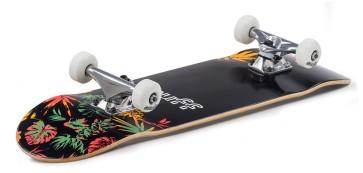 Enuff Floral skateboard complete