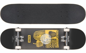 "Globe G1 Fairweather 8.0"" skateboard complete"