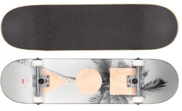 "Globe G1 Stack 8.0"" skateboard complete lone palm"