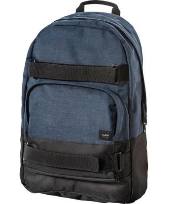 Globe Thurston backpack indigo marle 24L
