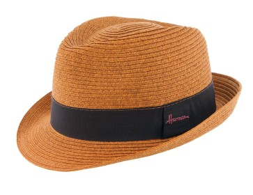 Herman Don Ang Borsalino hat beige