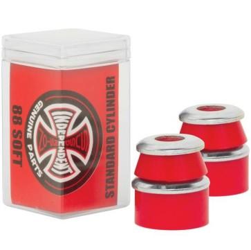 Independent Standard cylinder bushings soft 88a