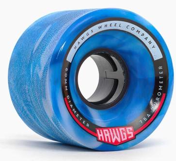 Landyachtz Chubby Hawgs wheels 60 mm