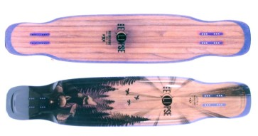 """Moonshine Eclipse 46"""" deck only firm"""
