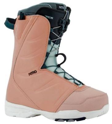 Nitro Anthem TLS snowboard boots black-charcoal 2019