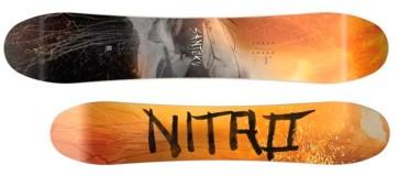 Nitro Santoku 162 snowboard 2020
