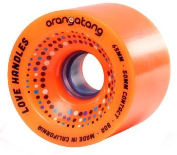 Orangatang Love Handles 65 mm wielen (set van 4)
