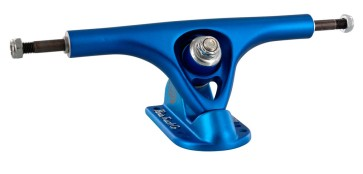 Paris V2 180 mm longboard trucks satin blue