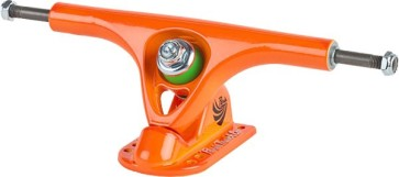 Paris V2 180 mm longboard trucks orange