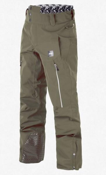 Picture Under snowboard pant black painter 10K