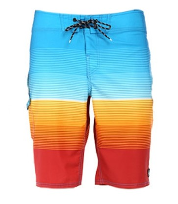 Reef Mission boardshort blue
