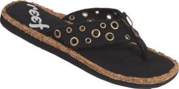 Reef Kokho slippers black