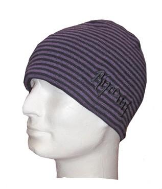 Rip Curl Checky Revo beanie purple black