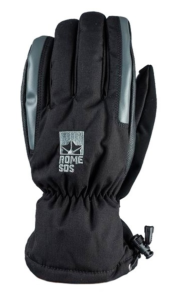 Rome Drifter Snowboard glove black