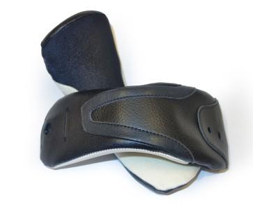 Salomon Binding Ankle strap set black white