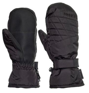Sinner Wildecat mitten glove black ladies