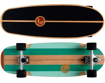 """Slide Gussie Avalanche 31"""" complete surfskate"""
