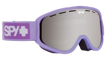 Spy Woot goggle elemental lavender - silver mirror + persimmon