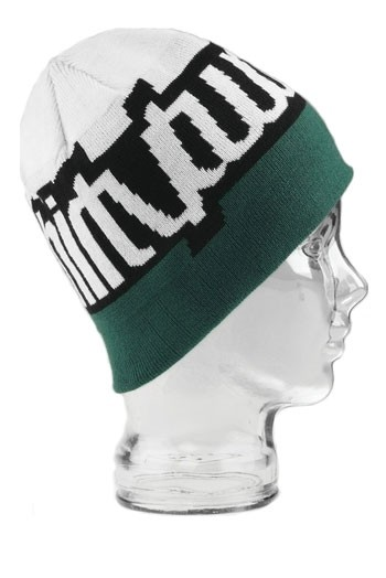 ThirtyTwo Fifty Fifty beanie white green