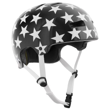 TSG Evolution Stars helmet black