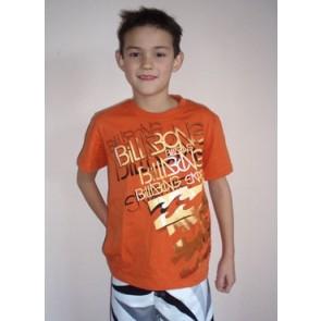 Billabong Circle of trust T-shirt orange