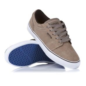 Etnies Barge LS schoenen tan/wit