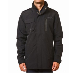Rip Curl Guru jacket black