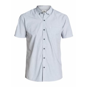 Quiksilver Wilsden Short Sleeve Shirt castle rock