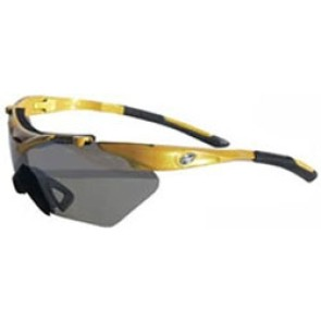 Zeal Slipstream sport optics yellow metallic - gray gradient