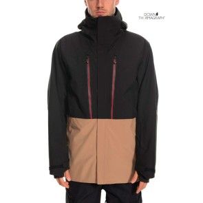 686 GLCR Ether down Therma jacket 20K black 2020