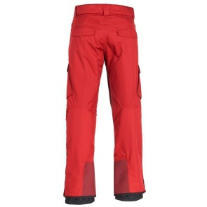686 Infinity insulated snowboardbroek rusty red 10K