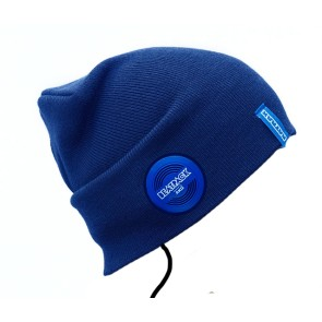 Beatpack Slim Orton AKG acrylic beanie blue