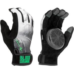 Blood Orange Slide Gloves James Kelly black-grey