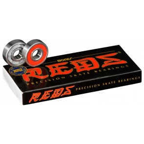 Bones Reds bearings 8x608 8 pack