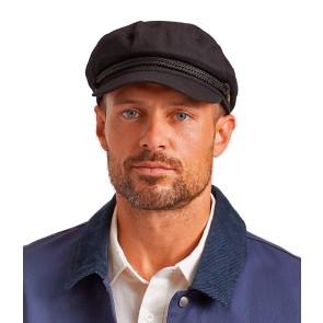 Brixton Fiddler Snap cap black