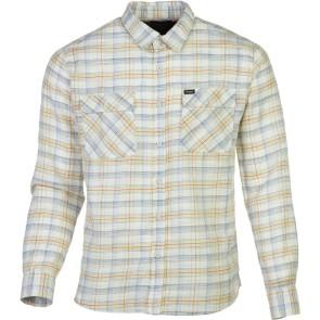 Brixton Memphis long sleeve shirt woven cream
