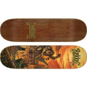 "Creature Baekkel Decimate skateboard deck 8.6"""