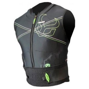 Demon Vest X D3O snowboard and MTB protection