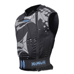 Demon Shield Vest V2 Upper body protection front